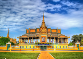 Phnompenh City Tour 1/2 Day By Tuk Tuk (Afternoon, No Killing Field)