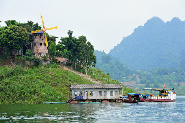 Thung Nai Tourism - Hoa Binh Hydropower 2 days 1 night
