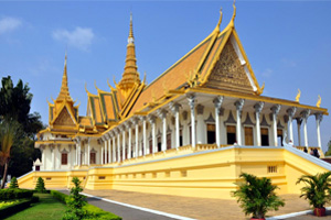 Phnompenh City Tour 1 Day By Tuk Tuk (With Killing Field)