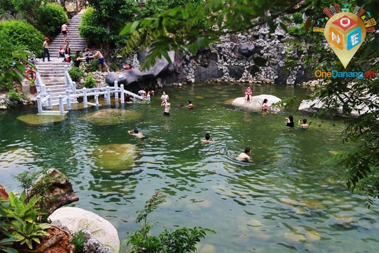Admission Ticket To Nui Than Tai Hot Springs Park (Deluxe Package No. 3)