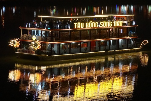 Cruise On Han River (With Dinner) (Min. 8 Pax)