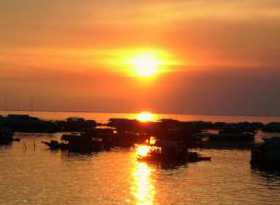Tonle Sap Lake ½ Day By Car (Afternoon)