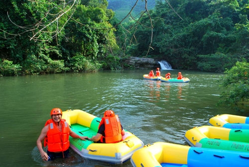 Hoa Phu Thanh Park Tickets Package