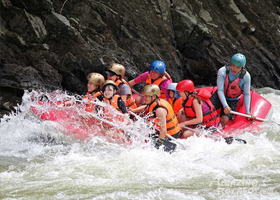 White Water Rafting 1 Day (Min Of 2 Pax)