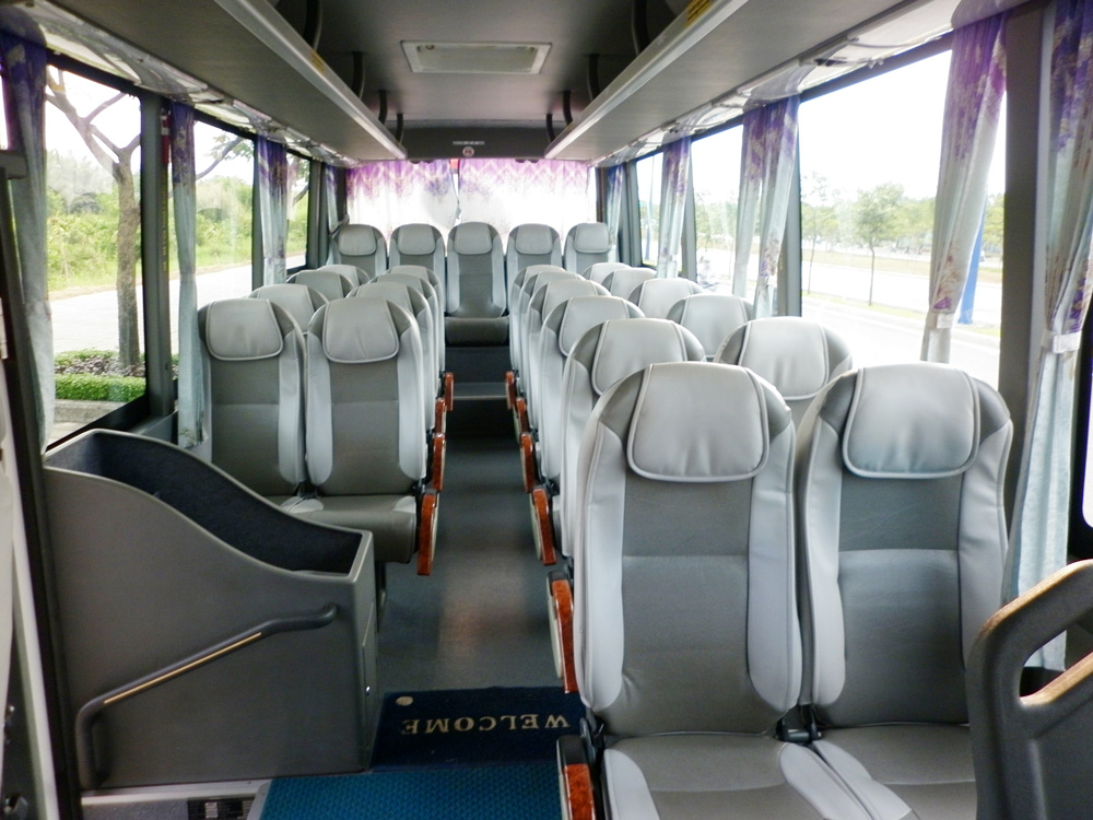 29 SEATER BUS (NEW MODEL)