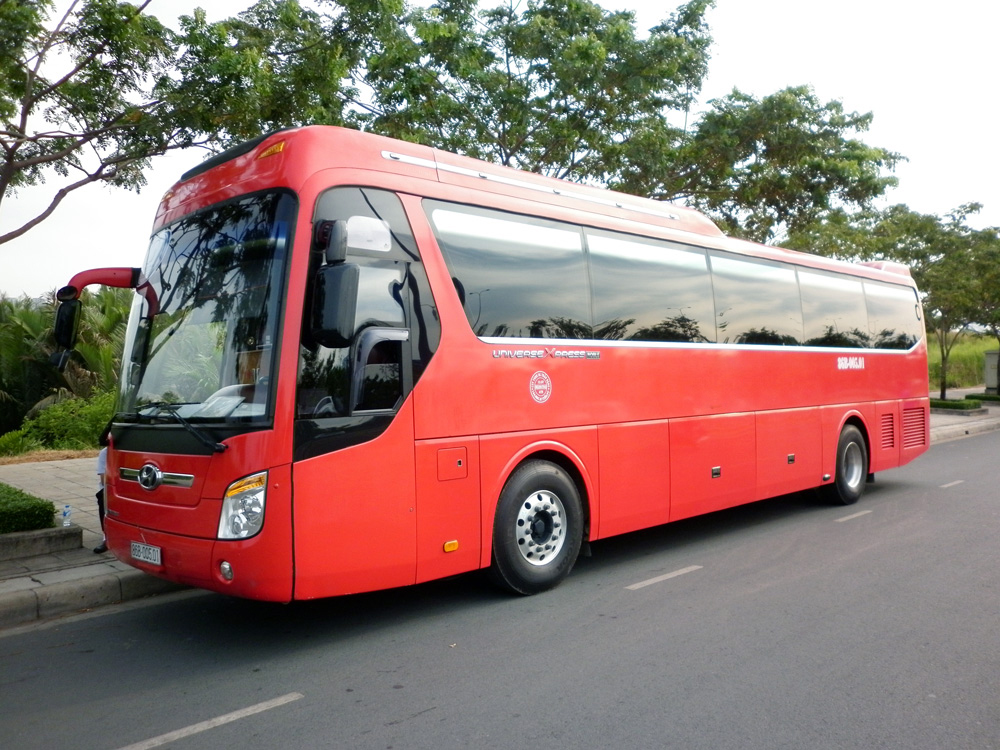 45 SEATER BUS (NEW MODEL)